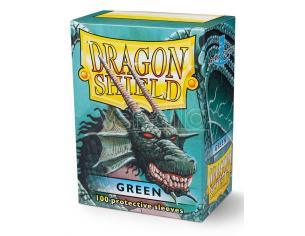 ARCANE TINMEN DRAGON SHIELD CLAS. STAND. GREEN (10) ACCESSORI GIOCO DA TAVOLO