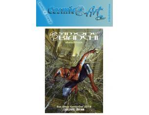 COSMIC ART S.BIANCHI - SKETCHBOOK 2018 LIBRO