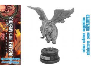 GF9-BATTLEFRONT D&D BG DIA LULU THE HOLLYPHANT Miniature e Modellismo