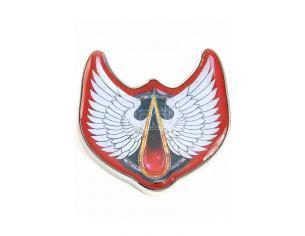 HMB W40K BLOOD ANGELS METAL ENAMELED BADGE SPILLA