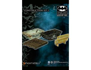 KNIGHT MODELS BMG CONSTRUCTION SET I SCENERY ELEMENTO SCENICO