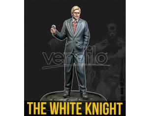 KNIGHT MODELS BMG THE WHITE KNIGHT AND TWO-FACE WARGAME
