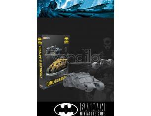 Knight Models Bmg Bicchiere & Batpod Wargame