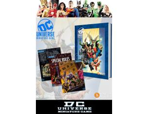 KNIGHT MODELS DCUMG DC UNIVERSE RULEBOOK LIBRO