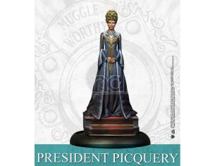KNIGHT MODELS HARRY POTTER PRESIDENT PICQUERY & AURORS WARGAME