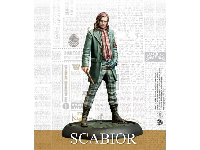 KNIGHT MODELS HPMAG SCABIOR & SNATCHERS WARGAME