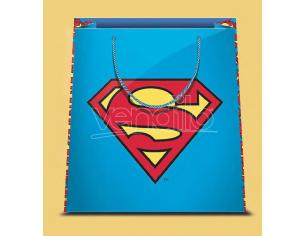 MARPIMAR SUPERMAN LOGO SMALL SHOPPER SHOPPER