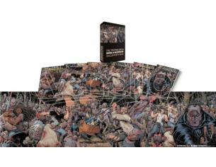 SALDA PRESS THE WALKING DEAD COLLECTORS PACK GUERRA FUMETTO