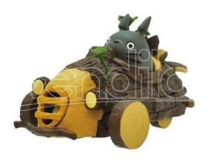 BENELIC TOTORO BUGGY PULL BACK COLLECTION VARIE