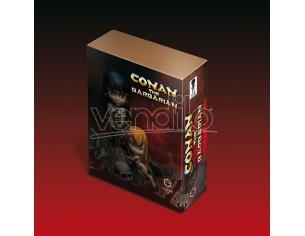 TAGO CONAN THE BARBARIAN  CHIBI 1/24 SCALE Miniature e Modellismo