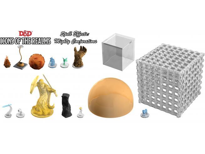 Wizbambino D&d Iotr Spell Effect-mighty Conjuration Miniature E Modellismo