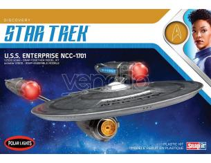 POLAR LIGHT STAR TREK DISCOVERY USS ENTERPRISE SN 2T MODEL KIT