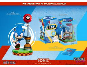FIRST4FIGURES SONIC THE HEDGEHOG 11inch PVC FIGURE STATUA