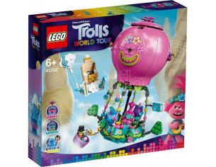 LEGO TROLLS WORLD TOUR 41252 - AVVENTURA IN MONGOLFIERA DI POPPY