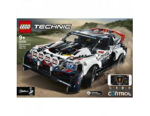 LEGO TECHNIC 42109 - AUTO DA RALLY TOP GEAR