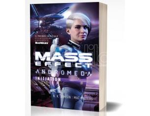 MASS EFFECT: ANDROMEDA - INITIATION LIBRI/ROMANZI GUIDE/LIBRI