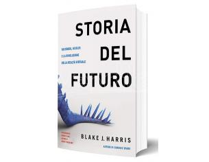STORIA DEL FUTURO LIBRI/ROMANZI - GUIDE/LIBRI