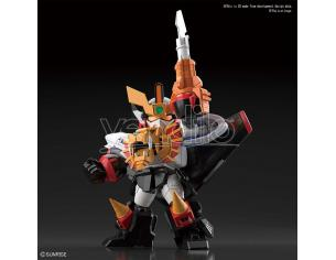 BANDAI MODEL KIT SD CROSS SILHOUETTE GAOGAIGAR MODEL KIT