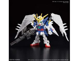 BANDAI MODEL KIT SD CROSS SILHOUETTE GUNDAM WING ZERO EW MODEL KIT