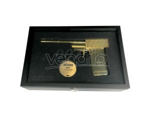 Factory Entertainment 007 JAMES BOND GOLDEN GUN LTD PROP REPL REPLICA