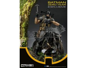 PRIME 1 STUDIO BATMAN ZERO YEAR EXCLUSIVE VER ST SET(3) STATUA