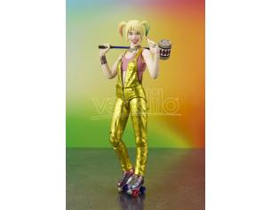 BANDAI BIRDS OF PRAY HARLEY QUINN S.H.F ACTION FIGURE
