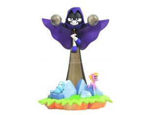 DIAMOND SELECT DC GALLERY TEEN TITANS GO RAVEN ST STATUA