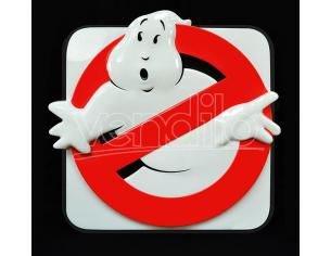 HOLLYWOOD COLLECTIBLES GHOSTBUSTERS FIREHOUSE SIGN REPLICA REPLICA