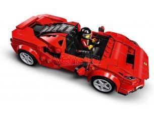 LEGO SPEED CHAMPIONS 76895 - FERRARI F8 TRIBUTO