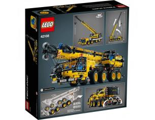 LEGO TECHNIC 42108 - GRU MOBILE