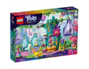 LEGO TROLLS WORLD TOUR 41255 - FESTA AL VILLAGGIO POP
