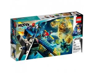 LEGO HIDDEN SIDE 70429 - L'AEREO ACROBATICO DI EL FUEGO