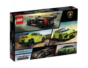 LEGO SPEED 76899 LAMBORGHINI URUS ST-X E LAMBORGHINI HURACAN