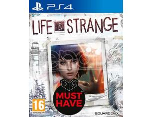 LIFE IS STRANGE STANDARD ED. MUSTHAVE AVVENTURA - PLAYSTATION 4