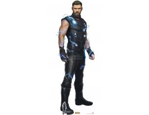 STAR AIW ULTIMATE POWER THOR CUTOUT Sagomato Lifesize