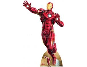 STAR AVENGERS IRON MAN TAKE-OFF CUTOUT Sagomato Lifesize