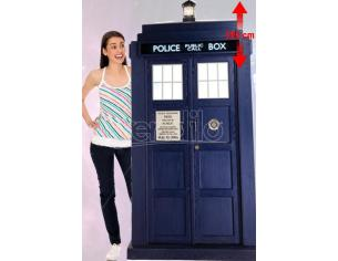 STAR DOCTOR WHO THE TARDIS 2/3 CUTOUT Sagomato Lifesize
