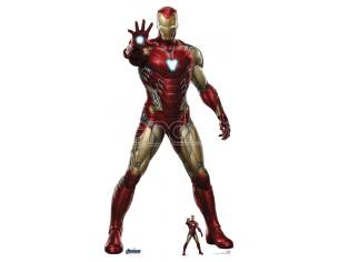 STAR ENDGAME IRON MAN CUTOUT Sagomato Lifesize