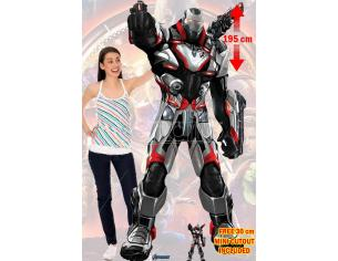 STAR ENDGAME WAR MACHINE QUANTUM SUIT CUTOUT Sagomato Lifesize