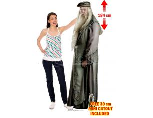 STAR HP ALBUS DUMBLEDORE LIFESIZED CUTOUT Sagomato Lifesize
