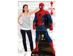 STAR MARVEL SPIDERMAN CUTOUT Sagomato Lifesize