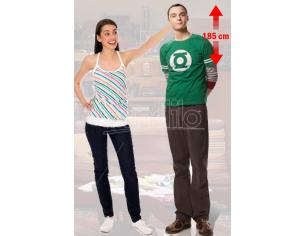 STAR THE BIG BANG THEORY SHELDON CUTOUT Sagomato Lifesize