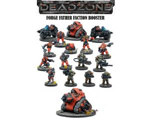MANTIC DEADZONE FORGE FATHER FACTION BOOSTER WARGAME