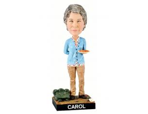 ROYAL BOBBLES THE WALKING DEAD CAROL BOBBLEHEAD HEADKNOCKER