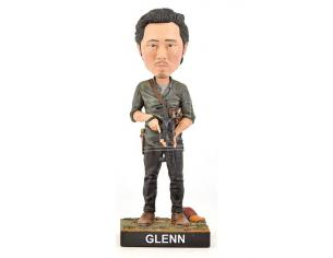 ROYAL BOBBLES THE WALKING DEAD GLENN BOBBLEHEAD HEADKNOCKER