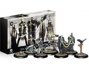 STEAMFORGED GAMES GUILD BALL MORTICIANS MASTER OF PUPPETS GIOCO DA TAVOLO