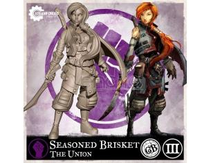 STEAMFORGED GAMES GUILD BALL UNION SEASONED BRISKET GIOCO DA TAVOLO