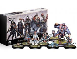 STEAMFORGED GAMES GUILD BALL UNION SHADOW OF THE TYRANT GIOCO DA TAVOLO