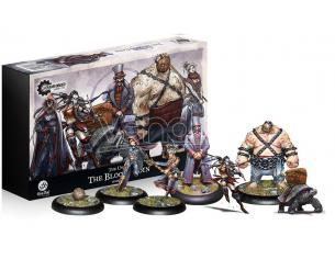 STEAMFORGED GAMES GUILD BALL UNION THE BLOODY COIN GIOCO DA TAVOLO