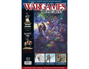 WARLORD GAMES WARGAMES ILLUSTRATED 356 RIVISTA